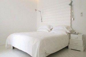 Постільна білизна в інтер'єрі спальні