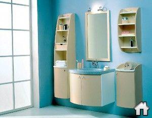 Как выбрать подходящую мебель в ванную