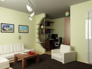 Як з двійки зробити трикімнатну квартиру
