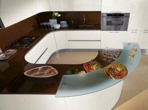 Дизайн кухонного приміщення