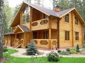 Дерев'яний будинок. У чому його переваги?