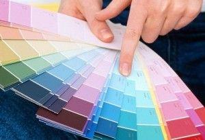 Яким кольором пофарбувати стелю