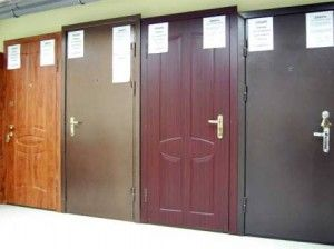 Выбор стальных входных дверей