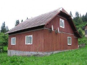 Собственный дом в березовой роще