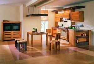 Кухня и соловая. Как правильно совместить?
