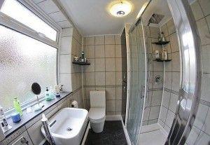 Увеличиваем маленькую ванную комнату
