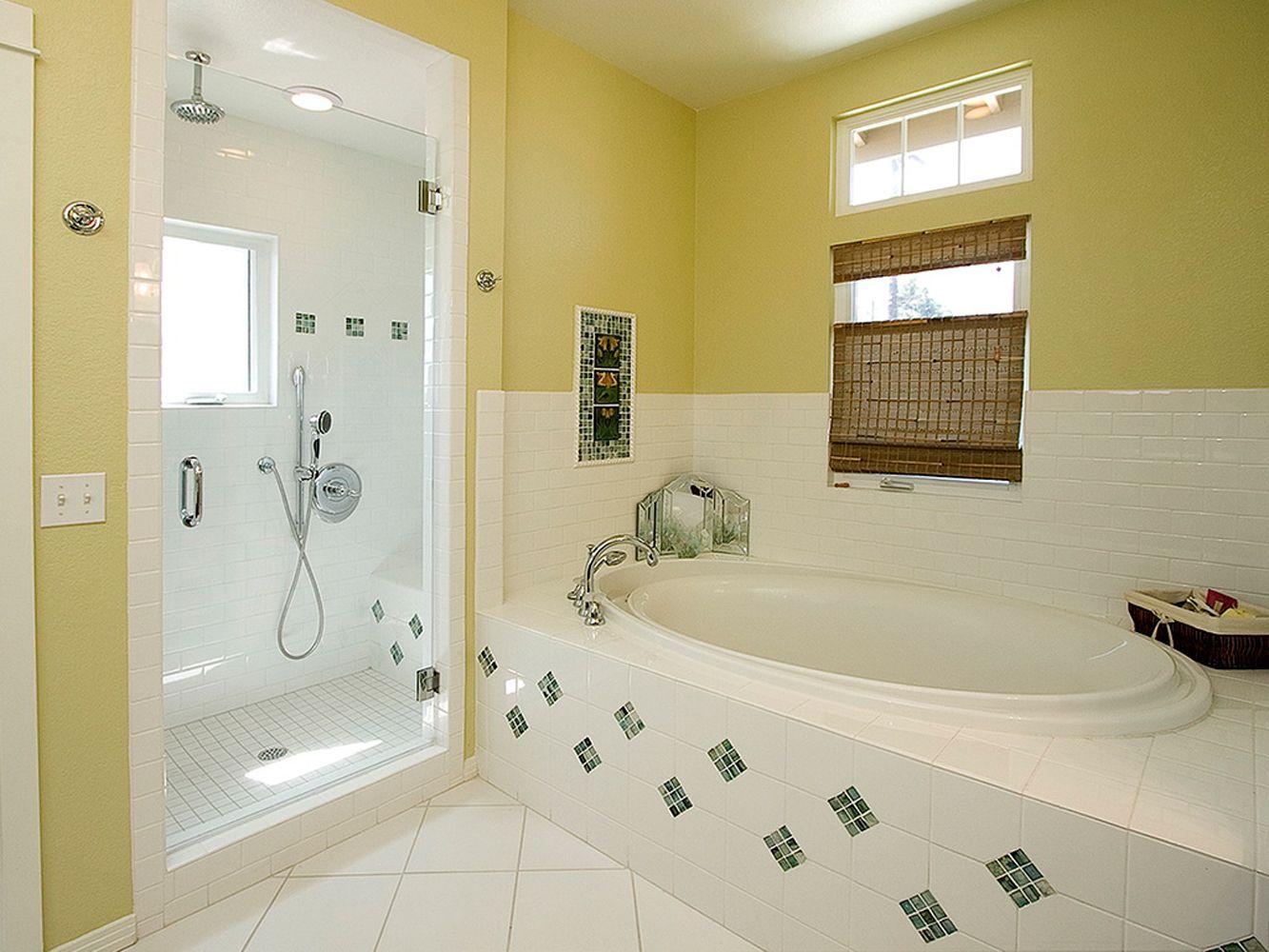 покраска гипсокартона в ванной