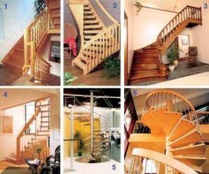 Лестница для дома. Какой выбор сделать?