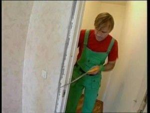 Как ремонтировать стены