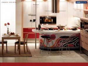 Советы по дизайну кухонного помещения