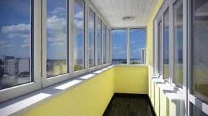 """Утеплення квартири з допомогою металопластикової продукції від """"Люкс Вікон"""""""