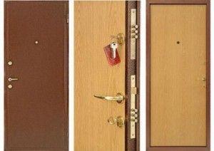 Сталеві двері - основа безпеки