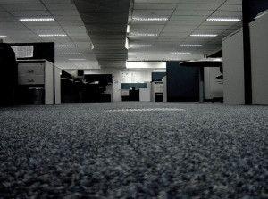 Вибираємо ковролін в офіс