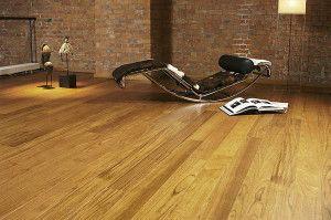 Фарбування дерев'яних підлог