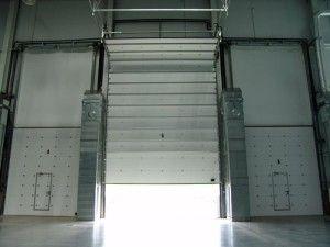 Промислові ворота - як зробити правильний вибір