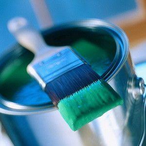 Акриловая краска и ее применение
