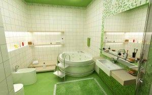 Ванная комната и материалы для ее отделки