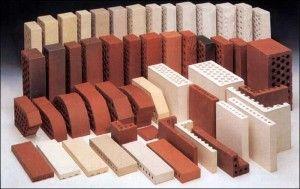 Стінові керамічні матеріали