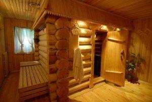 Правильний будматеріал матеріал для дерев'яної лазні