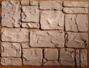 Фактурная штукатурка под натуральный камень