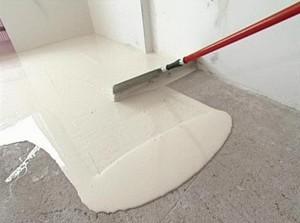 Наливна підлога або бетонна стяжка - що краще?