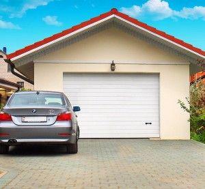 Види гаражних воріт та особливості їх монтажу