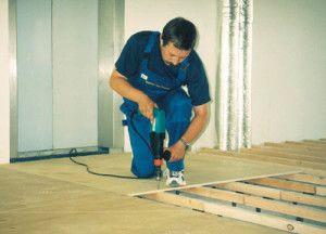 Фанера для ремонту підлоги