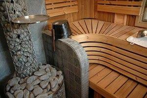 Будівництво лазні або сауни