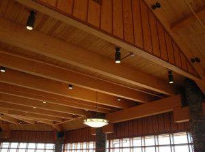 Дерев'яні перекриття поверхів