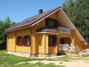 Особенности возведения одноэтажного дома из бруса с учетом удобства и вкуса