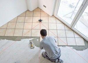 Підлоги з керамічної плитки