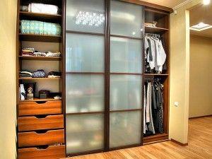Разновидности шкафов-купе