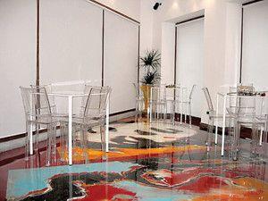 Основні переваги полімерних і наливних підлог