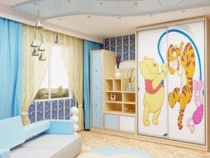 Детский шкаф-купе
