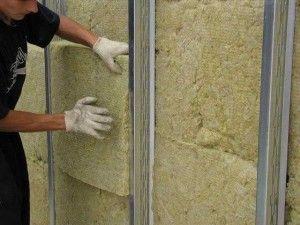 Утепление стен с помощью пены