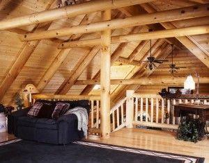 Деревянная отделка в интерьере