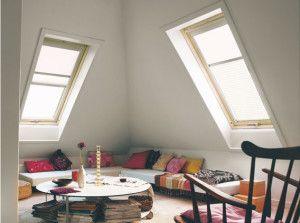 Як вибрати мансардні вікна?
