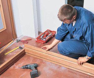 Як самому встановити міжкімнатні двері
