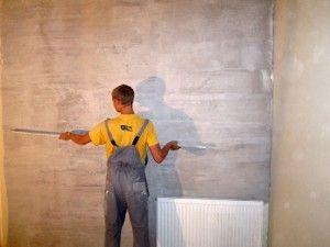 Особенности подготовка стен под жидкие обои