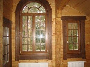 Переваги вікон з дерева та їх установка