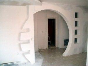 Застосування гіпсокартону в приватному будівництві