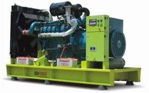 Надежный генератор на 50 кВт обеспечит бесперебойное снабжение электроэнергией