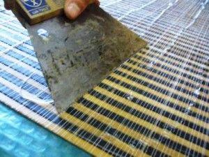 Правила обклеювання стін бамбуковими шпалерами