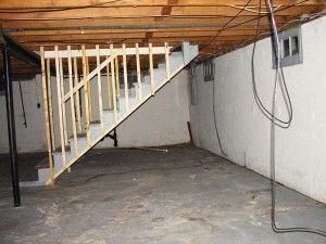 Будівництво підвалу в приватному будинку