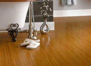 Підлогове покриття з бамбуку