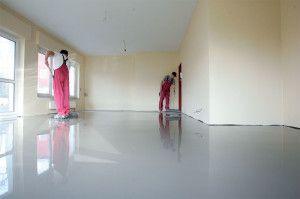 Матеріали для вирівнювання підлоги