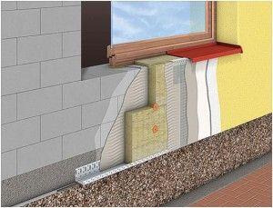 Утеплення-стін з газобетону