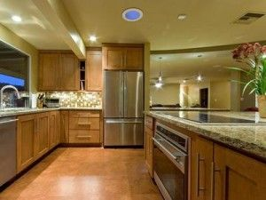 Как выбрать структурные покрытия для кухни?