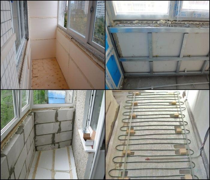 Способы утепления балконов - портал о строительстве.