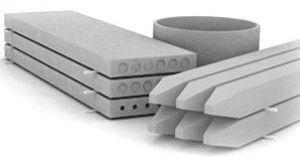 бетонні вироби